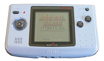[18k] SNK NeoGeo Pocket Color